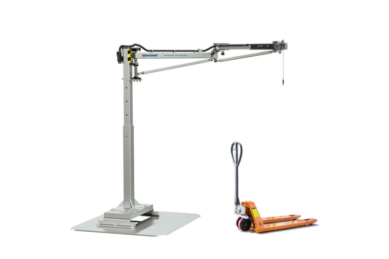 Mechline Pro Crane - vikarmskran med balanslyftare