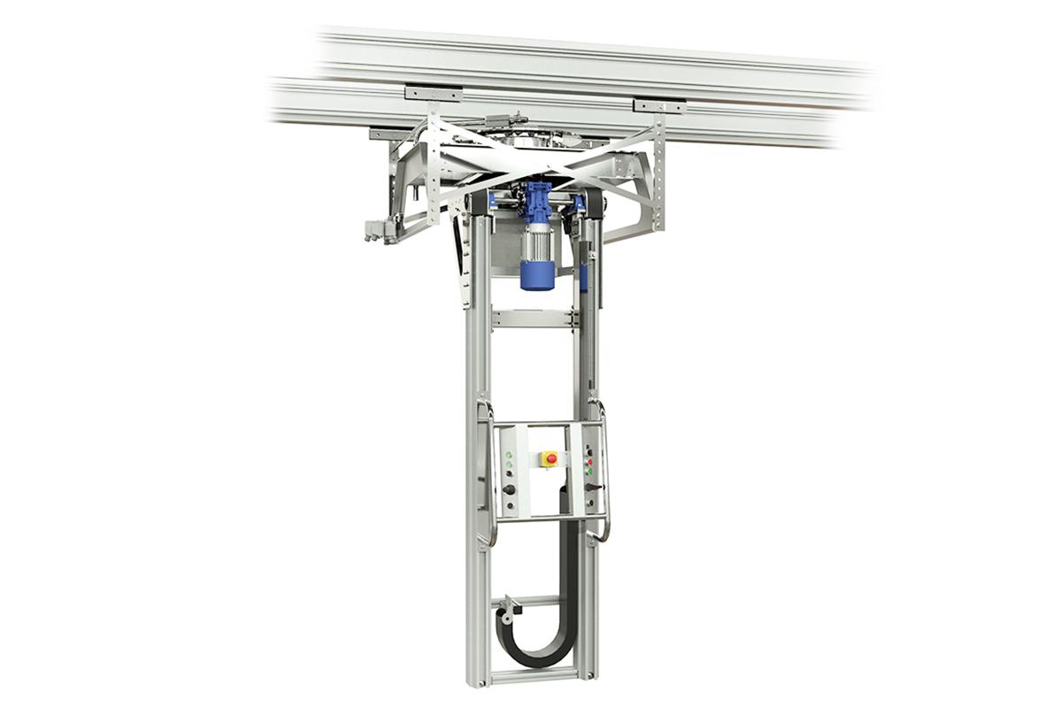 Electric lifting manipulator Mechstack Pro