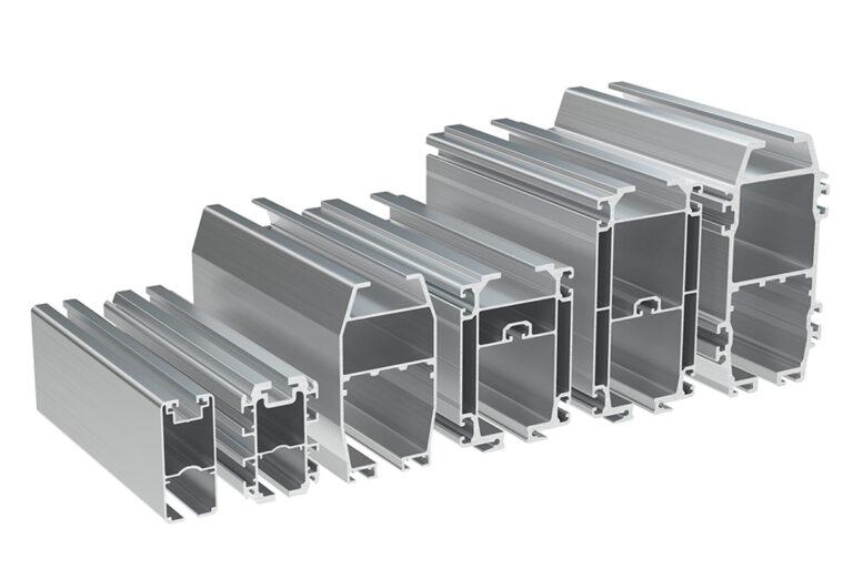 Ergonomiskt traverssystem i aluminium Mechrail