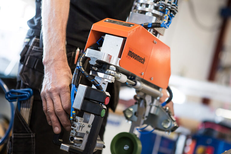 Lyfthjälpmedel, lyftdon, lyftverktyg, ergonomiska lyfthjälpmedel till industrin - Movomech