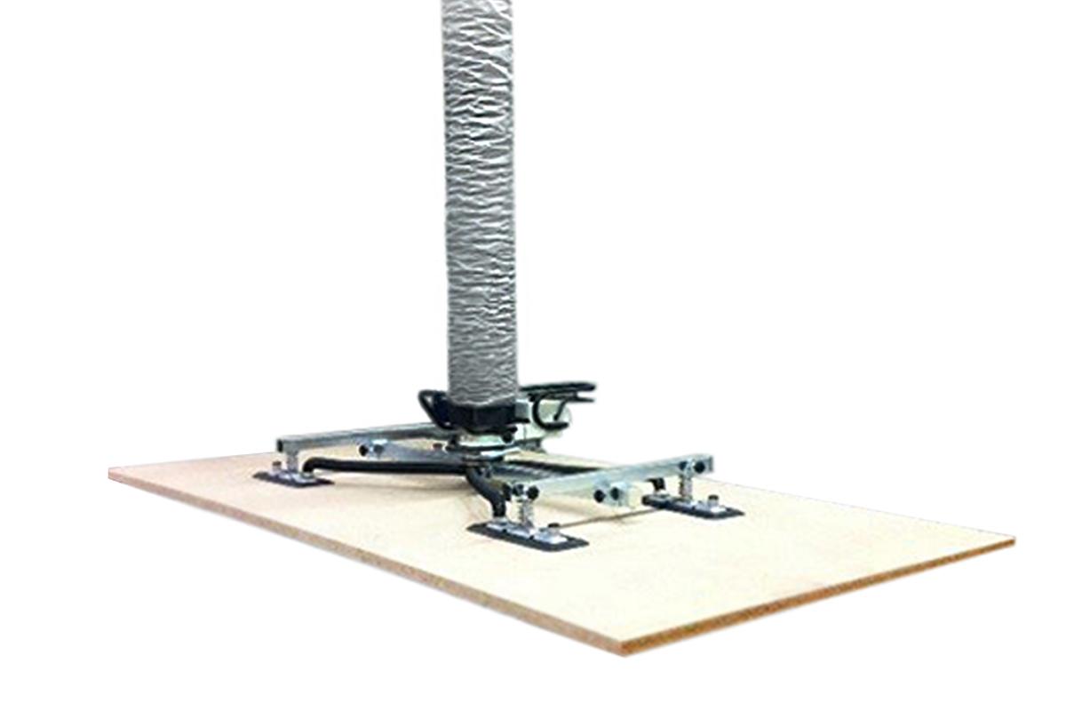 Vakuumlyftare Vacuhand V för skivhantering